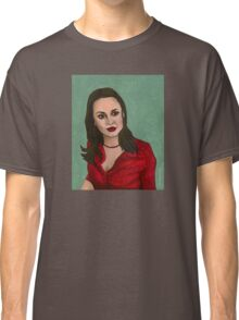 Enemies - Faith - BtVS Classic T-Shirt