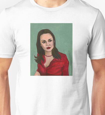 Enemies - Faith - BtVS Unisex T-Shirt