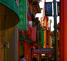 China Town  by Kate Purdy