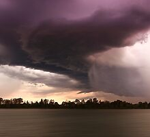 Taree storm 0001 by kevin chippindall