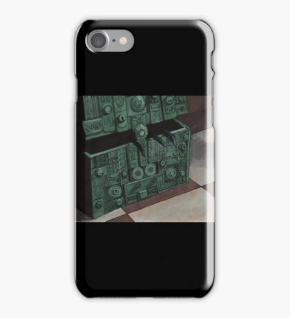 Choices - Box - BtVS iPhone Case/Skin