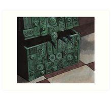 Choices - Box - BtVS Art Print
