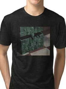 Choices - Box - BtVS Tri-blend T-Shirt