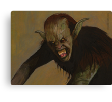 The Prom - Hellhound - BtVS Canvas Print