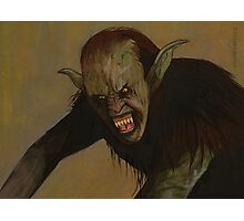 The Prom - Hellhound - BtVS Photographic Print