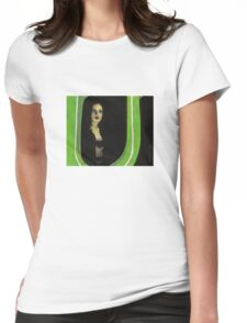 Graduation Day, Part One - Faith - BtVS Womens Fitted T-Shirt