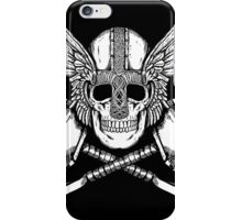 Thor Helmet and Hammers iPhone Case/Skin