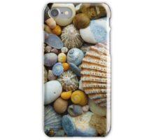 Sea Shells a plenty iPhone Case/Skin