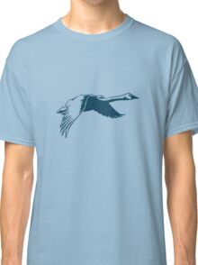 Goose in Flight Classic T-Shirt