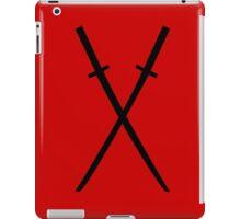 Deadpool Katanas iPad Case/Skin