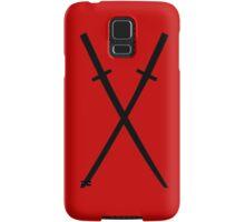 Deadpool Katanas Samsung Galaxy Case/Skin