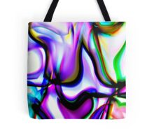 Orchid Transformation Tote Bag