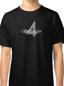 Continuum - Season 4 Classic T-Shirt