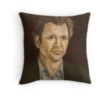 City Of... - Russell Winters - Angel Throw Pillow