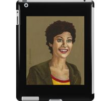 Living Conditions - Kathy Newman - BtVS iPad Case/Skin
