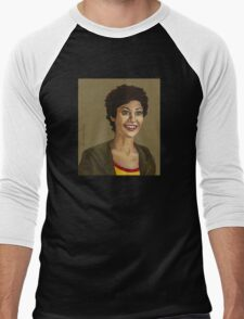 Living Conditions - Kathy Newman - BtVS Men's Baseball ¾ T-Shirt