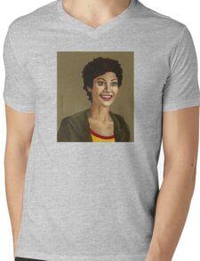Living Conditions - Kathy Newman - BtVS Mens V-Neck T-Shirt
