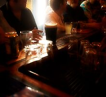 A pint of guinness by Brian Carr