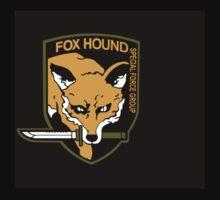 Fox Hound by mildlywarmhug