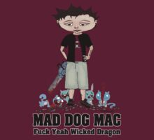 Mad Dog Mac by missfool