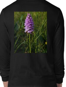 Spotted Orchid, Kilclooney, Donegal Long Sleeve T-Shirt