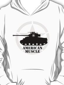 American Muscle WW2 T-Shirt