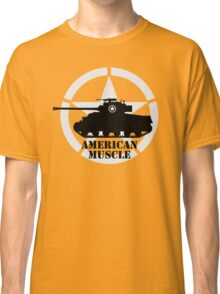 American Muscle WW2 Classic T-Shirt