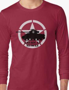 American Muscle WW2 Long Sleeve T-Shirt