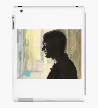 In the Dark - Spike - Angel iPad Case/Skin