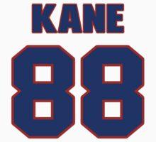 National Hockey player Patrick Kane jersey 88 by imsport