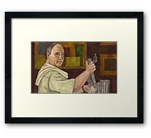 Beer Bad - Bar Owner - BtVS Framed Print