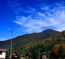 Shirakawa Skies by Cameron O'Neill