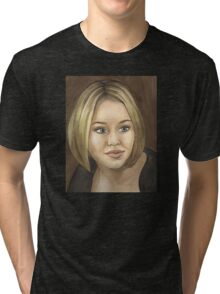 Wild at Heart - Veruca - BtVS Tri-blend T-Shirt