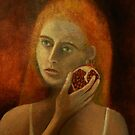 Persephone and the Pomegranate by ChaosGate