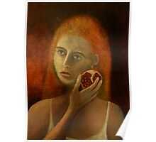 Persephone and the Pomegranate Poster