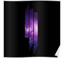 Skrillex - Galaxy Poster