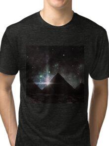 Pyramid Nights Tri-blend T-Shirt