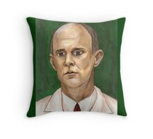 I Fall to Pieces - Angel Throw Pillow