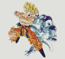 Goku vs. Frieza T-Shirt