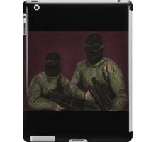 The Initiative - Commandos - BtVS iPad Case/Skin