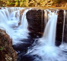 Eliot Falls, Cape York by ChrisRoss