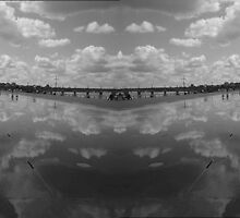 Mirror Image of Mirror Image by retsilla