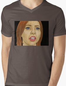 Something Blue - Willow - BtVS Mens V-Neck T-Shirt