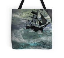 Summer Gale Tote Bag