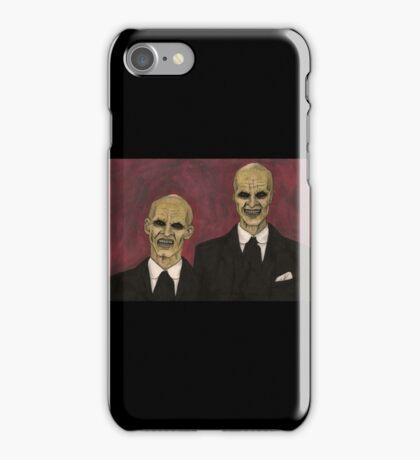 Hush - The Gentlemen - BtVS iPhone Case/Skin