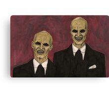 Hush - The Gentlemen - BtVS Canvas Print
