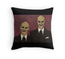Hush - The Gentlemen - BtVS Throw Pillow