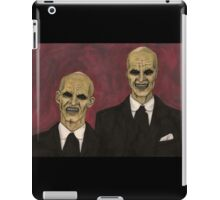 Hush - The Gentlemen - BtVS iPad Case/Skin
