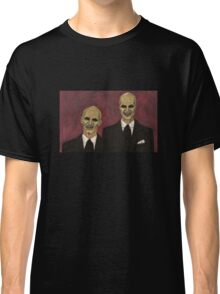 Hush - The Gentlemen - BtVS Classic T-Shirt