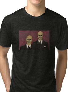 Hush - The Gentlemen - BtVS Tri-blend T-Shirt